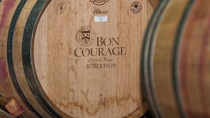Bon Courage Estate