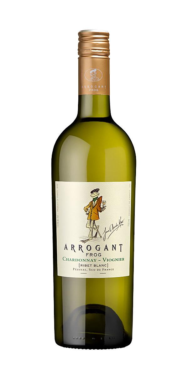 Arrogant Frog Ribet Chardonnay Viognier