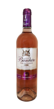 Fronton Rose, Chateau Baudare