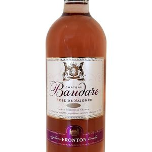Fronton Rose, Chateau Baudare