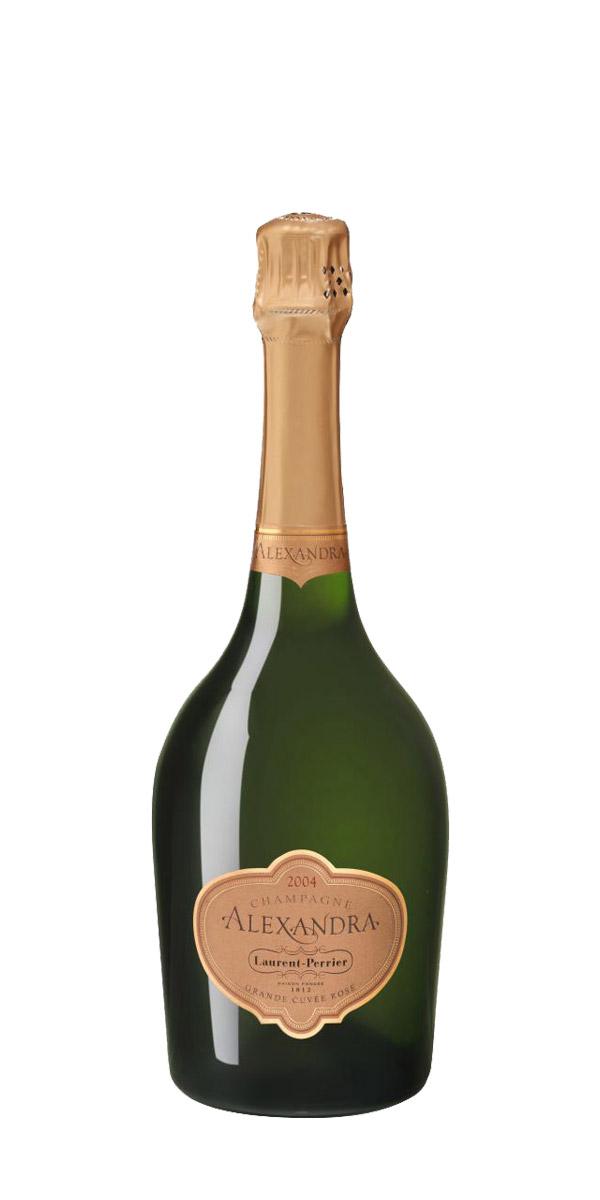 Laurent-Perrier Gran Siecle Cuvee Alexandra Rose Brut