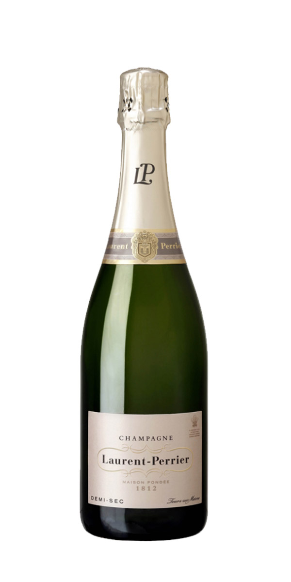Laurent-Perrier Demi-Sec Champagne
