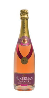 Saumur Rose, 1811 Methode Traditionelle, Ackerman