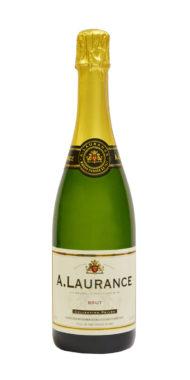 A Laurance Blanc Brut Mousseux