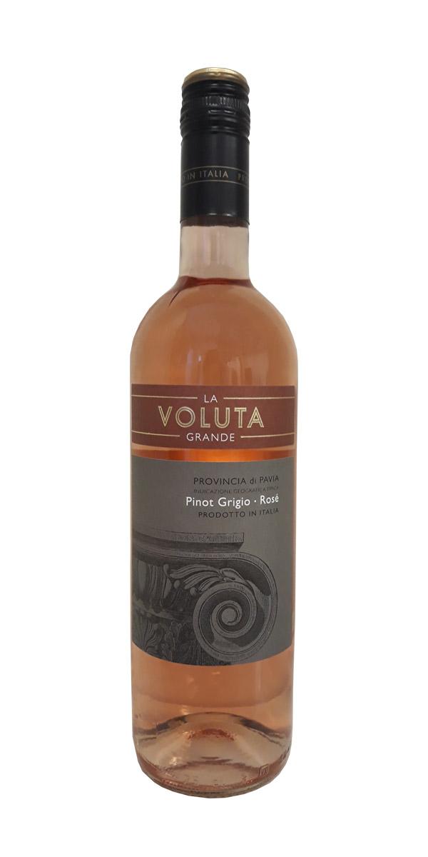 La Voluta Grande Pinot Grigio Rose