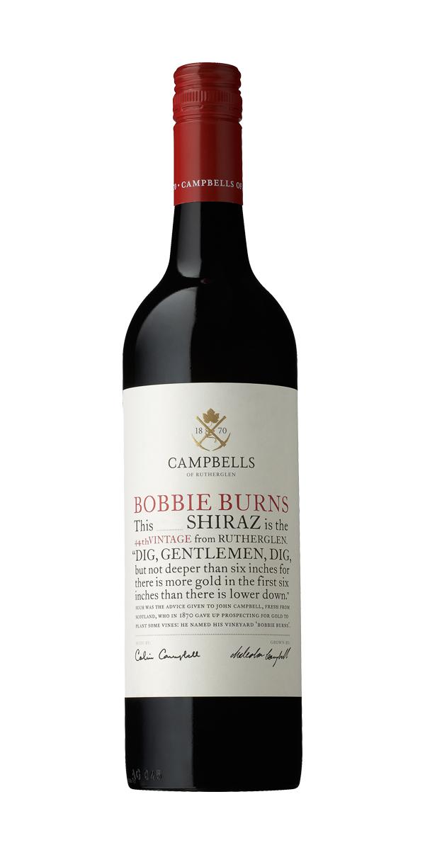 Bobbie Burns Shiraz
