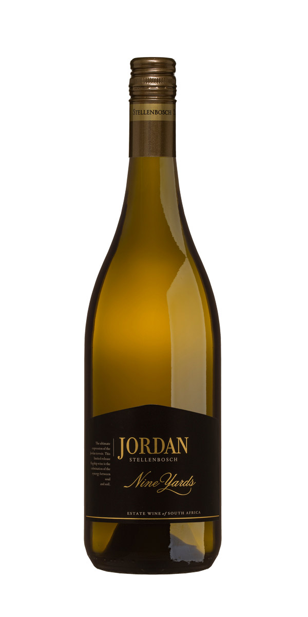 Jordan `Nine Yards` Chardonnay Reserve