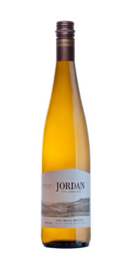 Jordan 'The Real McCoy' Riesling