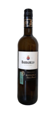 Barbadillo Manzanilla Sherry