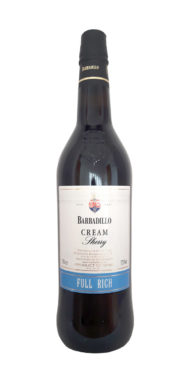 Barbadillo Rich Cream Sherry