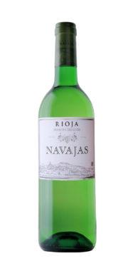 Rioja Blanco, Navajas
