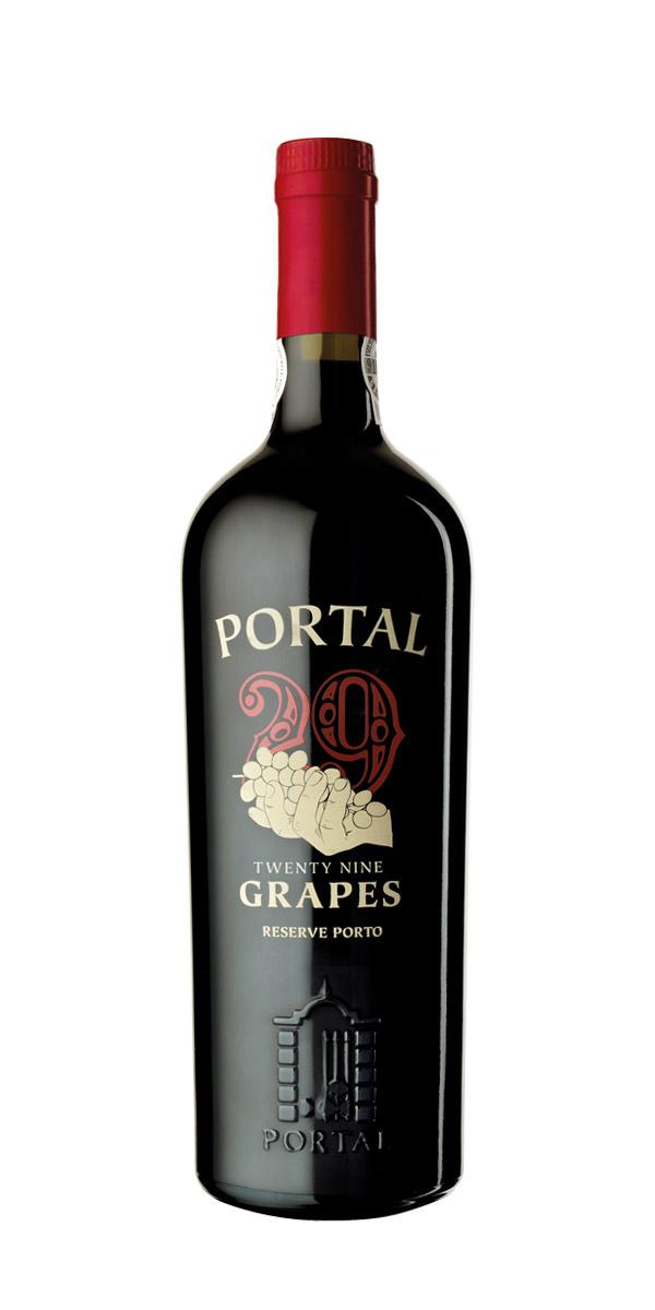 Portal 29 Grapes Reserve Port