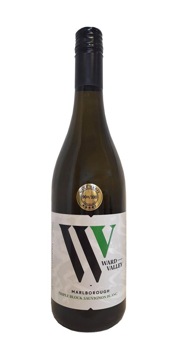 Ward Valley Triple Block Sauvignon Blanc