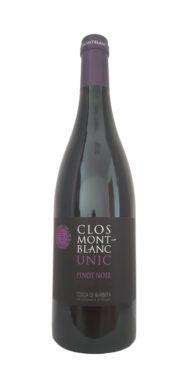 Clos Montblanc Unic Pinot Noir