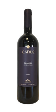 Cadus Chacayes Appellation Malbec