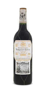 Rioja Reserva, Marques De Riscal