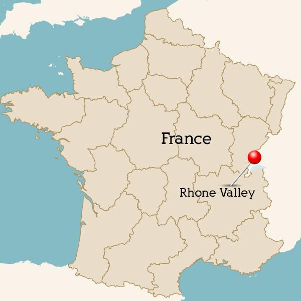 Cotes du Rhone, Domaine de la Janasse