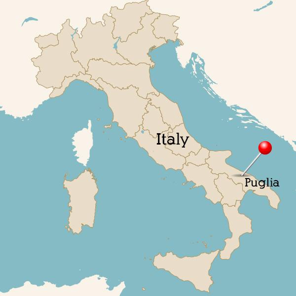 La Voluta Grande Sangiovese di Puglia