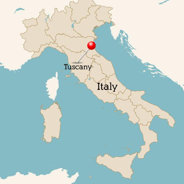 Castello di Querceto Chianti Classico Riserva, DOCG